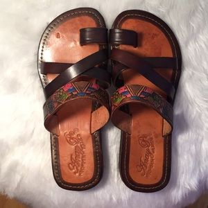 Authentic Mexican Sandals